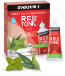 OVERSTIM'S Red Tonic Sprint air liquide