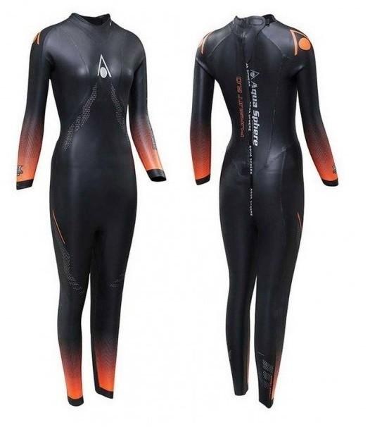 autumn shoes clearance sale details for Combinaison de Triathlon Aquashere Pursuit Femme 2.0
