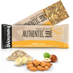 OVERSTIM'S AUTHENTIC BAR BANANE AMANDES